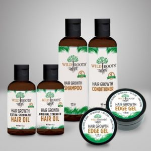 WILDROOTS Hair Growth Extra Strength Oil